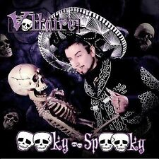 Ooky Spooky [PA] by Voltaire (CD, 2007, Projekt Records)