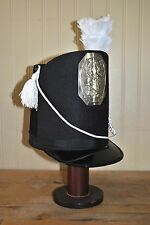 """US"" Shako - War of 1812 - Size 7 3/8 - In Stock!"
