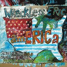Wreckless Eric-AMERICA VINILE LP NUOVO
