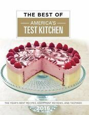 The Best of America's Test Kitchen 2016: The Year's Best Recipes, Equipment Revi