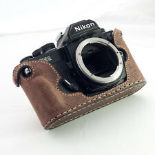 Nikon Fm3a, Fm2, FE  Patagonean Case Must See 100% hand made!!!