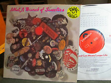 Pink Fairies 1972 What A Bunch Of Sweeties LP UK Import Prog Psych A1/B1 twink!
