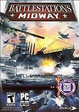 Battlestations Midway (PC, 2007) Rated T for Teen, Wal-Mart Exclusive