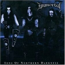 "IMMORTAL ""SONS OF THE NORTHERN DARKNESS"" CD NEW+"