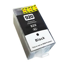 Compatible for HP 920 XL HP920 Black Ink Officejet 6000 6500 6500a 7000 7500a