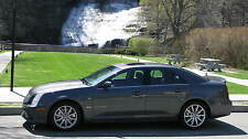Cadillac: STS 4dr Sdn