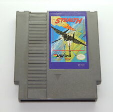 Nintendo Entertainment System NES Game WORKING - Stealth ATF R8092