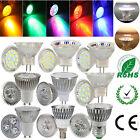 GU10 E27 E14 MR11 MR16 GU4 High Power LED Spotlicht SMD Strahler Lampe Glühbirne