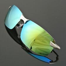 2016 Men's Eyewear Driving Night Vision Polarized Sunglasses 100% UV400 Glasses