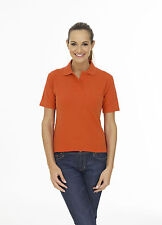 Ladies fitted workwear poloshirt FREE DESIGN!