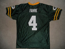 Green Bay Packers Jersey Brett Favre Youth Child Get it For Retirement  Ceremony