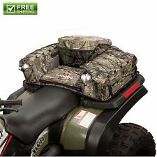 ATV Rear Bag Coleman Padded-Bottom Storage Bag Camo Extra Large Seat Quad New!