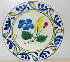 La Primula Hand Painted Italian Flower Plate Made for Himark Pottery Italy