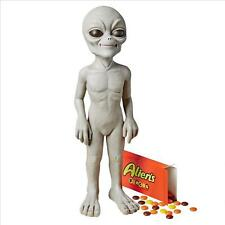 "Small 14"": UFO Extra-Terrestrial Roswell Area 51 Outer Space Alien Sculpture"
