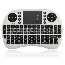 2.4G RF Inalámbrico Mini Teclado con Touchpad 10M para PC Android TV Box