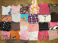 66 pieces Girls size 3T 4T lot Pants tops dresses Osk Kosh Carters Kids 77
