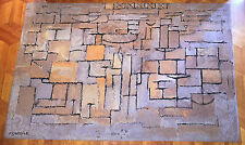 Vintage Large PIET MONDRIAN Wool Rug by EGE AXMINSTER DENMARK. 9' by 6'
