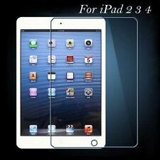Premium Tempered Glass Flim Protective Screen Protector for iPad 2 3 4 LCD Guard