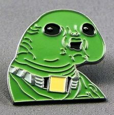 Metal Enamel Pin Badge Brooch Who Dr Doctor Dr Hoo Slitheen