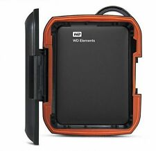 Shockproof Nomad Rugged Case Bag For Western Digital WD SE Portable Hard Drive