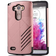 For LG G4 Protective Case Cover Skin Back Phone Shell Rose Gold