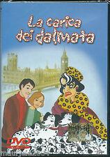 La Carica dei Dalmata (2001) DVD NUOVO SIGILLATO Cartoni Animati Animazione