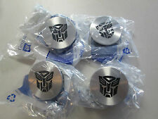 2010-2013 CHEVROLET CAMARO TRANSFORMERS EDITION 4 CENTER CAP SET 19213573