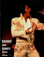 ELVIS PRESLEY 1977 VOL. 7 TOUR CONCERT PROGRAM BOOK