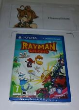 RAYMAN Origins PSV New Sealed UK PAL Game RAY MAN Sony PlayStation Vita PS Vita