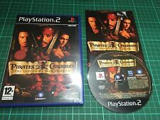 Pirates Of The Caribbean Legend Of Jack Sparrow For Sony Playstation 2, PS2