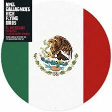 "Noel Gallaghers High Flying Birds, El Mexicano, NEW PICTURE DISC 12"" single RSD"