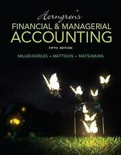 Horngren's Financial & Managerial Accounting Plus Myaccountinglab with Pearson E
