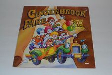 Gingerbrook Fare~A Circus Full of Fun and Learning~Word Records~FAST SHIPPING