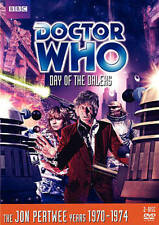 Doctor Who - The Day of the Daleks New DVD
