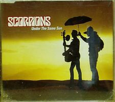 SCORPIONS 'UNDER THE SAME SUN' 3-TRACK CD SINGLE