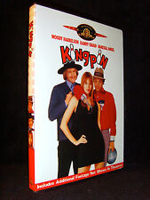 Kingpin (DVD, 1999) Mint Disc/Insert!•USA•Out-of-Print!•Woody Harrelson