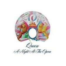 A Night At The Opera Queen Remaster 2011 2 CD Sealed !