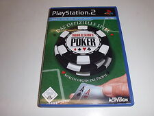 PlayStation 2   PS2  World Series of Poker