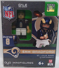 SAM BRADFORD NFL ST. LOUIS RAMS Oyo min Figure NEW G1