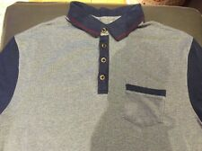 new look mens polo shirt size m