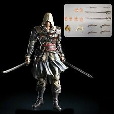 SQUARE ENIX ASSASIN'S CREED IV BLACK FLAG EDWARD KENWAY FIGURE *DISPLAY PIECE*