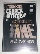 Cerebus Church & State #20 VF Aardvarkvanaheim Nov 1991
