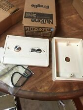 Nutone IC-201W Outdoor Remote Control for Intercom Speaker use on IM-2003