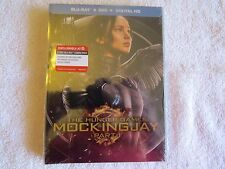 THE HUNGER GAMES: MOCKINGJAY PART 1 3-DISC COLLECTOR'S EDITION TARGET EXCLUSIVE