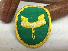 BE PREPARED  BOY SCOUT OF AMERICA PATCH