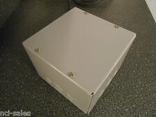 "WIEGMANN 8"" X 8"" X 6"" SCREW COVER PULL BOX ENCLOSURE CAT.# SC080806"