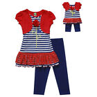 "Dollie & Me Sz 7 8 10 12 14 and 18"" Doll Matching outfit american girl"