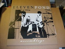 LP:  ELEVEN POND - Assemblage   NEW UNPLAYED  80s SYNTH NEW WAVE