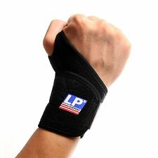 LP 739 WRIST SUPPORT with THUMB LOOP Strap Carpal Tunnel Brace Injury Sprain