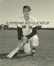 1960 CARL YASTRZEMSKI ORIGINAL 4X5 NEGATIVE RED SOX - 1st SPRING TRAINING - RARE